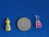 Set van 2 sprayflessen schoonmaakmiddel