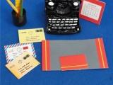 Typemachine + bureauset