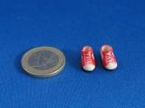 Sportschoenen, rood
