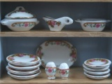 Dinerservies, 4 persoons