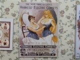 Harness Corsets Poster
